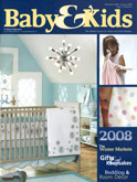 Bananafish bedding, accessories & diaper bags featured in Baby & Kids