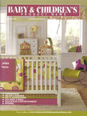Featured: Bananafish's Bubble Gum Bedding and Room Decor