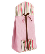Baby Girl Diaper Stacker