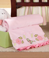 Love Bird Blanket