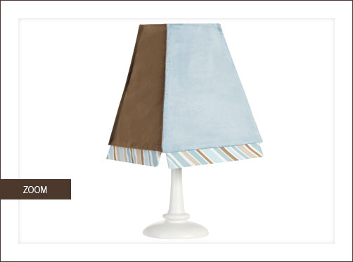 Baby Boy Lamp Shade