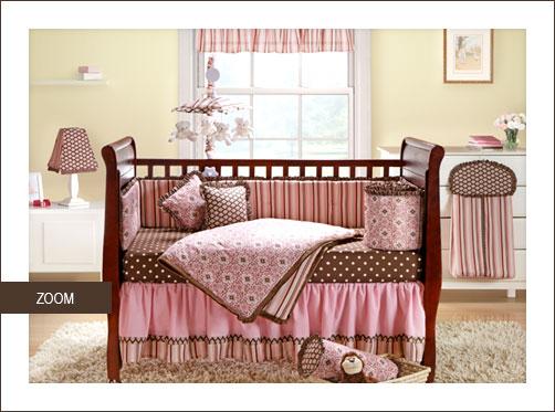 Clarissa Bear Crib Bedding Set