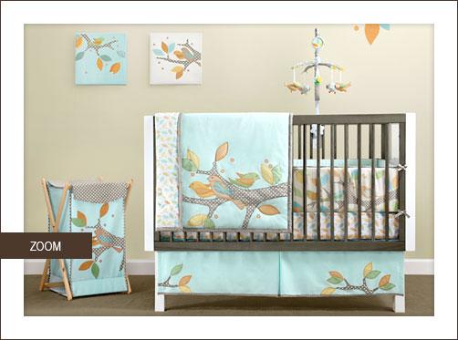 Migi Little Tree Baby Bedding Set
